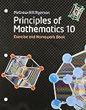 MHR Principles of Mathematics 10 Exercise and Homework Book