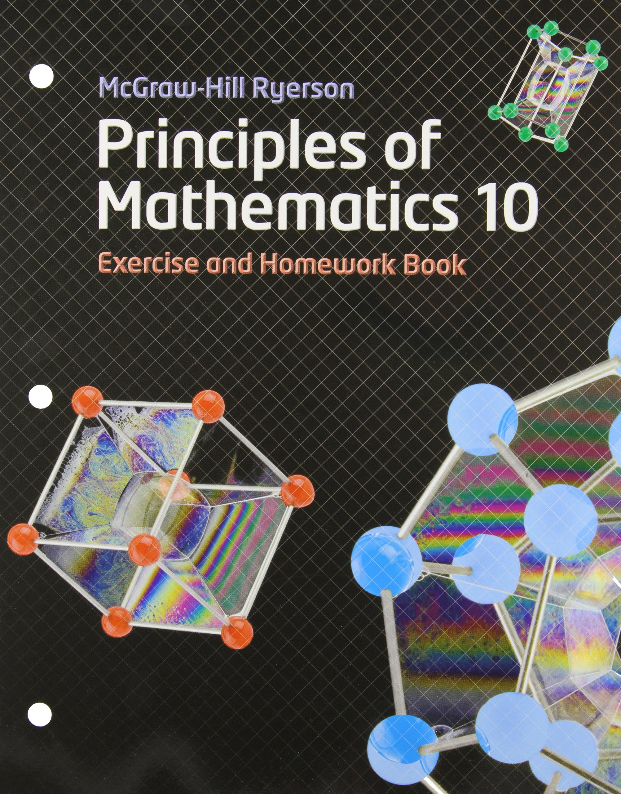 MHR Principles of Mathematics 10 Exercise and Homework Book: Mary ...