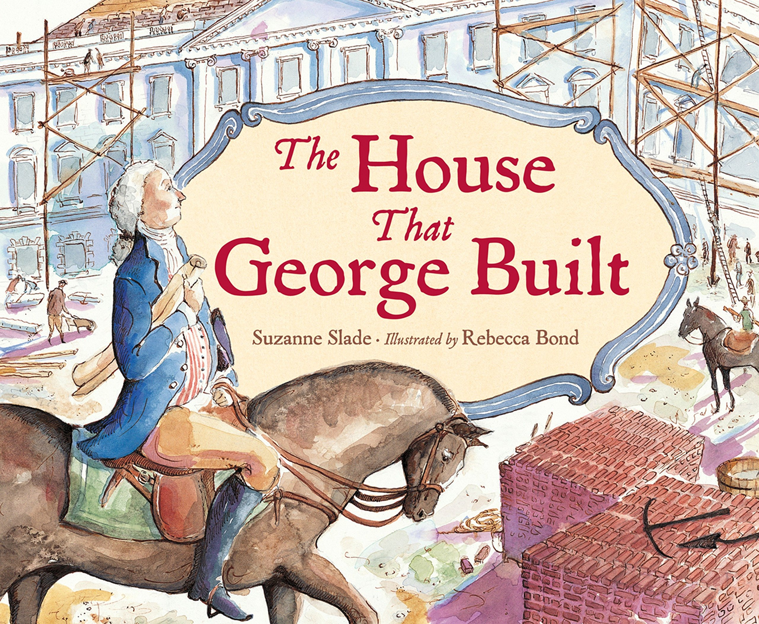 The House That George Built ebook