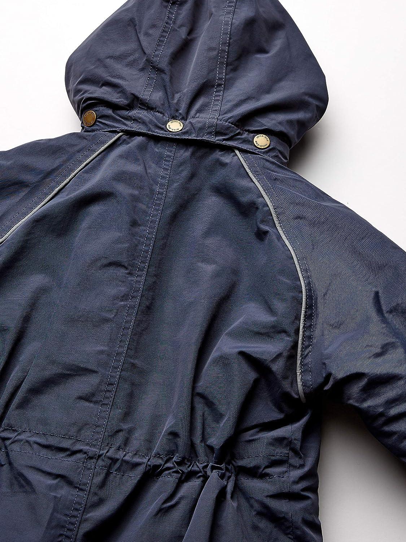 Melton Baby /& Kids Adjustable Waterproof Snowsuit with Footstraps MIKK-Line