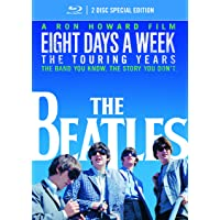 Eight Days A Week - The Touring Years (Blu-Ray Deluxe)