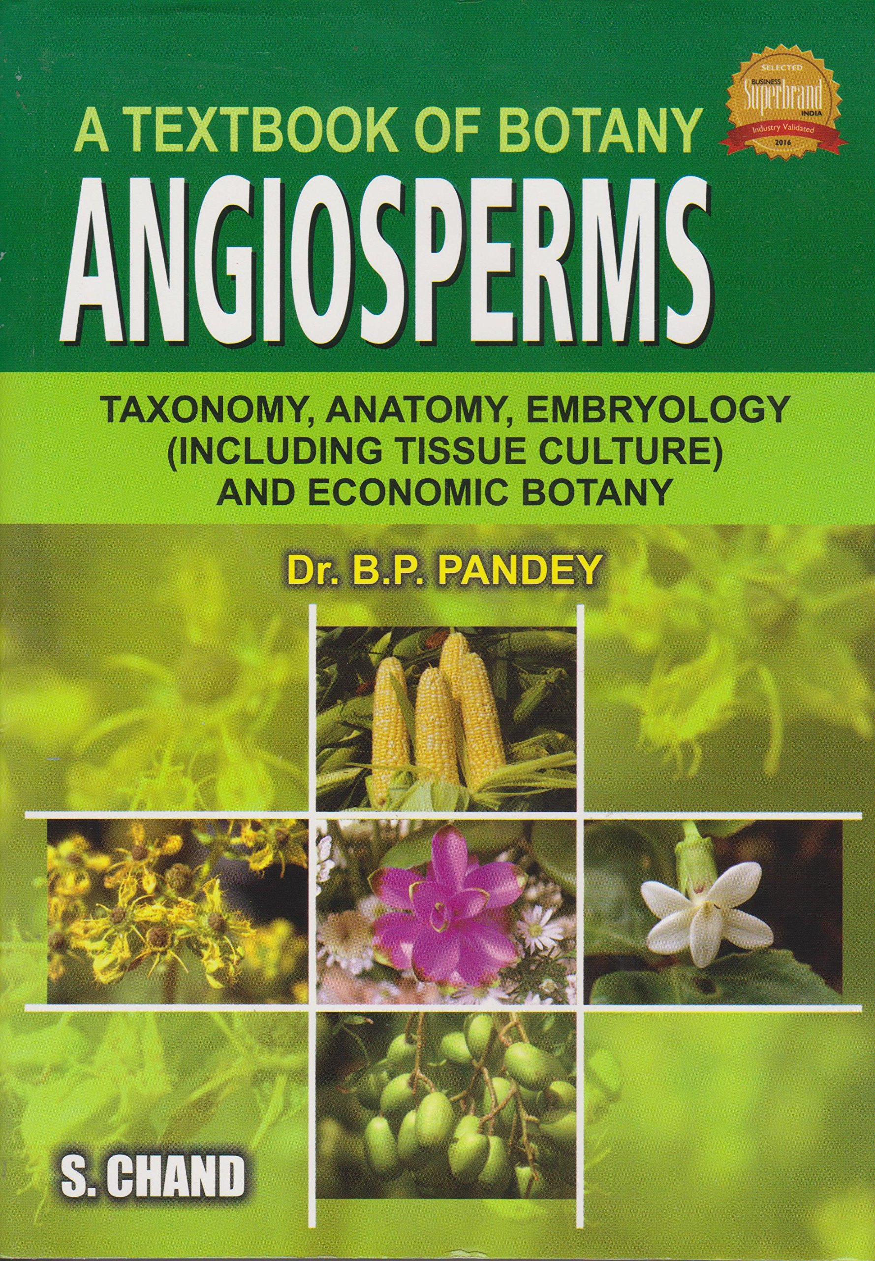 Buy A Textbook of Botany: Angiosperms Book Online at Low Prices in ...