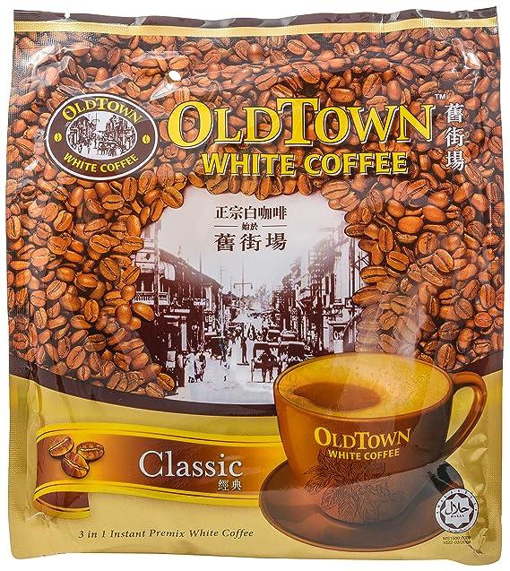Old Town blanco Café 3 en 1 600 g Classic