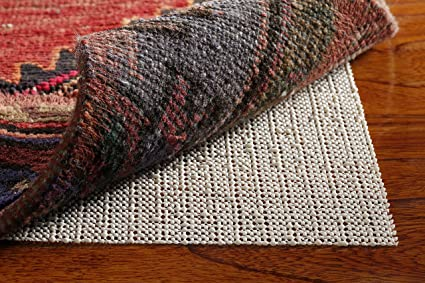non slip rug pad. Rug Pad, Anti Slip Carpet Pads 5 X 8 For Hard Floor,Super Grip Non Pad