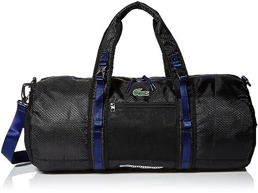 Lacoste Menswear - Lacoste Roll Bag Black
