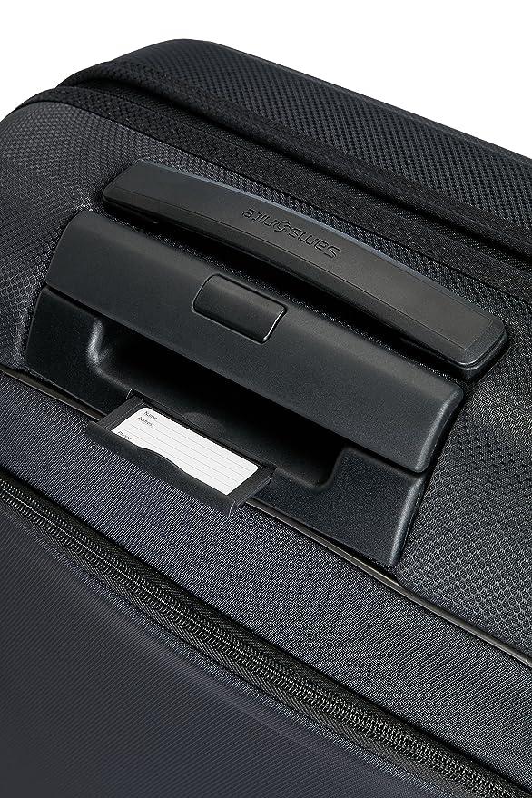 Amazon.com | SAMSONITE Fuze - Upright 55/20 Expandable Hand Luggage, 55 cm, 35 liters, Black | Carry-Ons