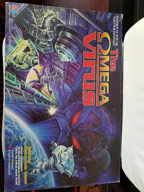 Milton Bradley The Omega Virus by Company: Amazon.es: Juguetes y juegos