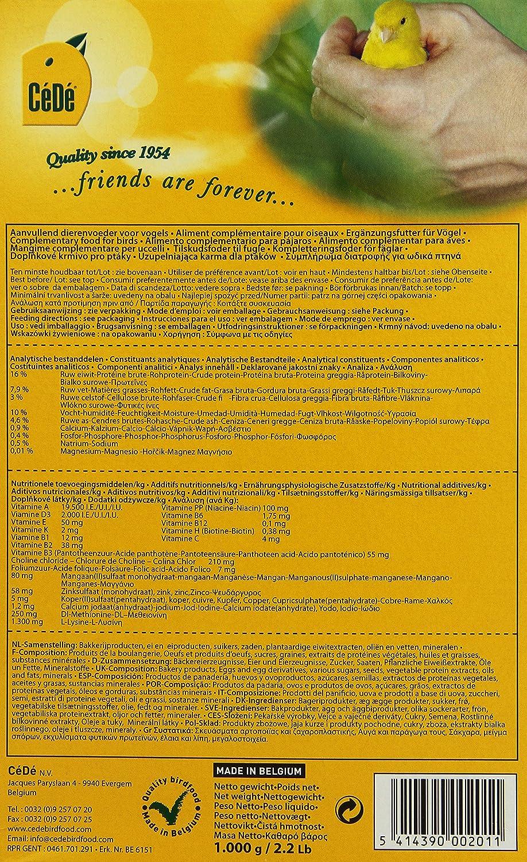 Amazon.com : Higgins 466900 Higg Cede Nest Egg Food For Birds, 1Kg : Pet Food : Pet Supplies