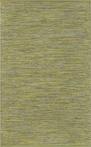 Fab Habitat Reversible Cotton Area Rug