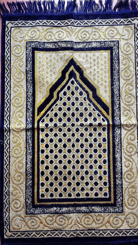 Gebetsteppich OrientTeppich Gebet Namaz Islam Mekka Kibla Sejjada Nemaz 80 x 120