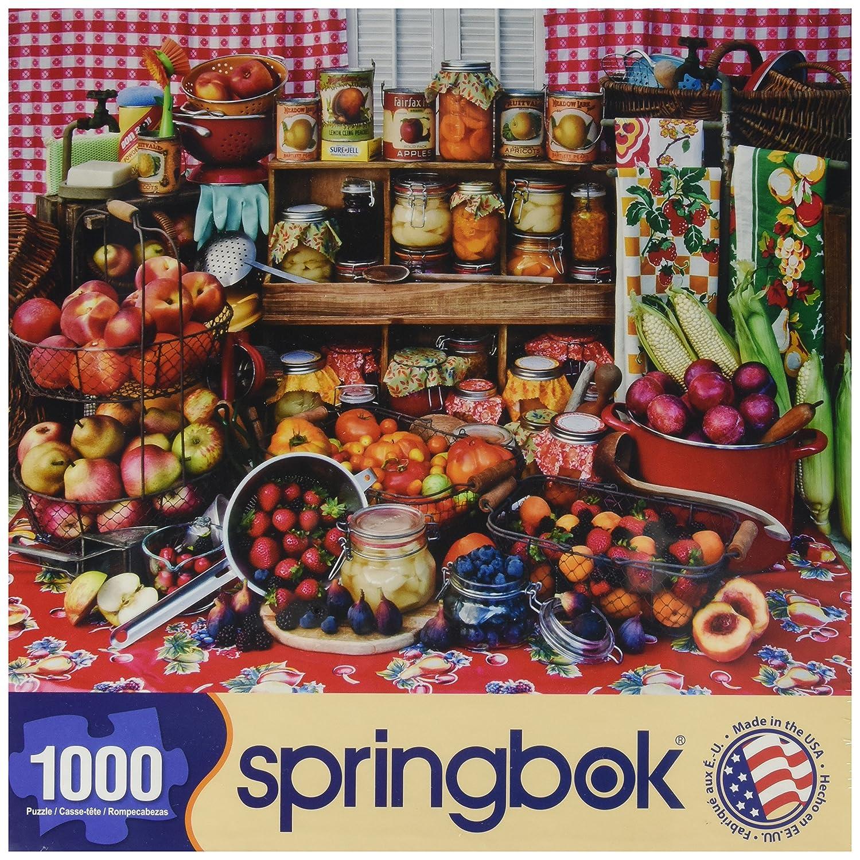 Springbok Pre-Serves! 1000 Piece Jigsaw Puzzle