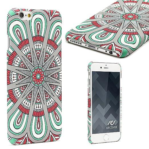 5 opinioni per Custodia iPhone 6 / 6s , URCOVER Design Back Cover Premium Disegno Artistico |
