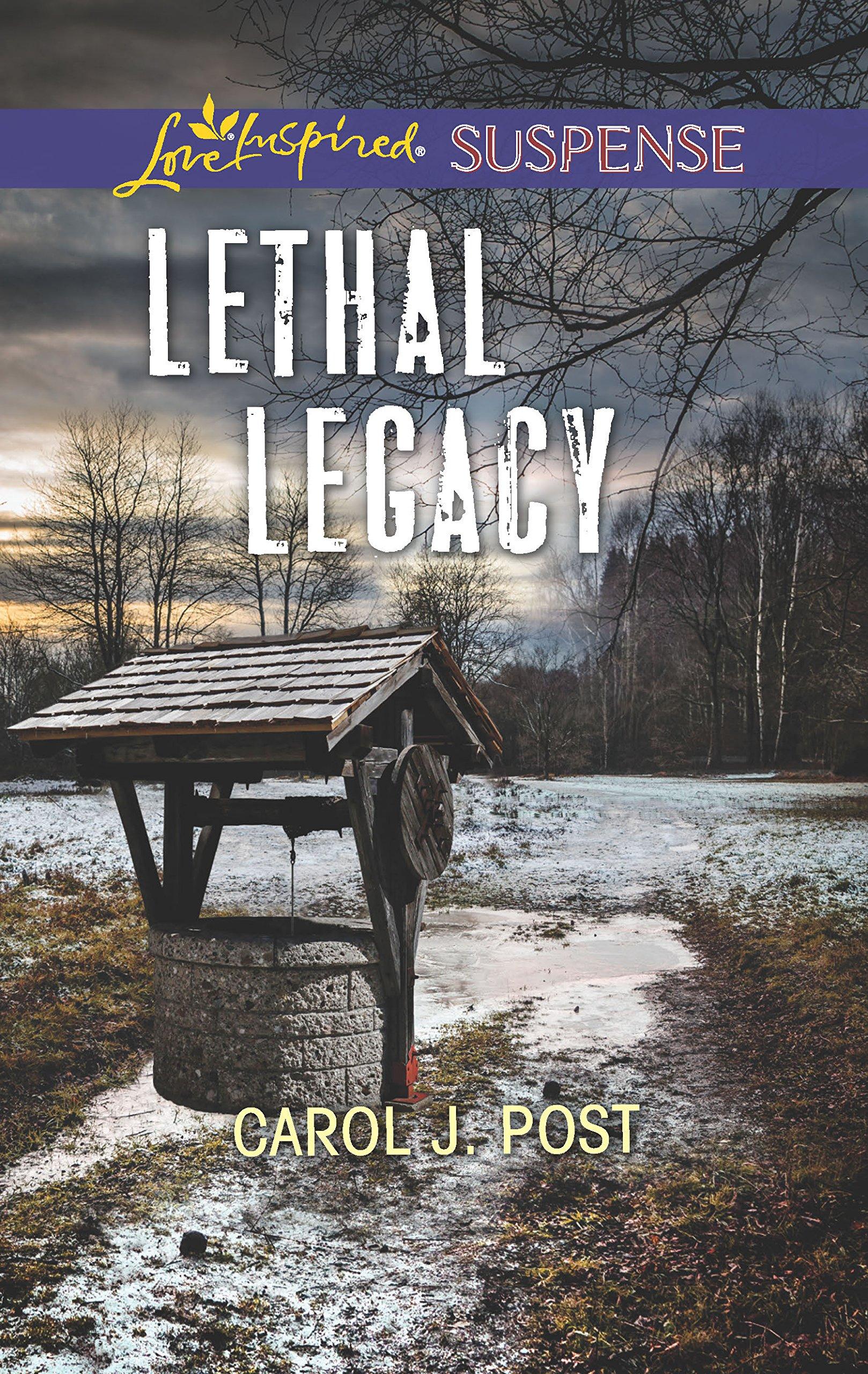 Image result for lethal legacy carol j post