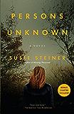Persons Unknown: A Novel (Manon Bradshaw)