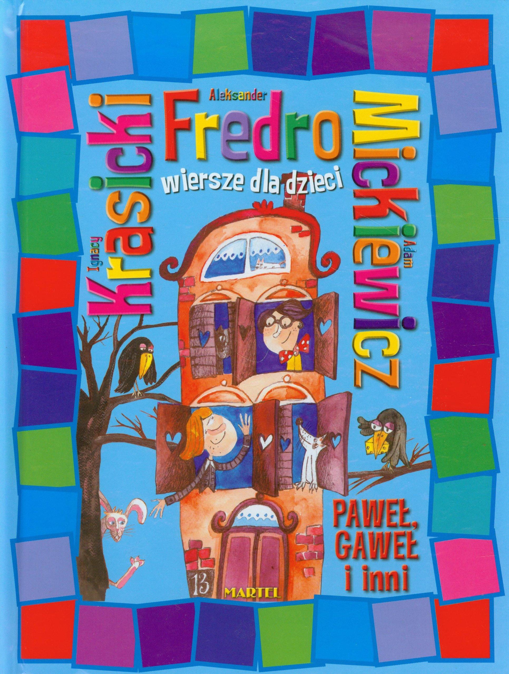 Pawel Gawel I Inni Wiersze Dla Dzieci Amazoncouk