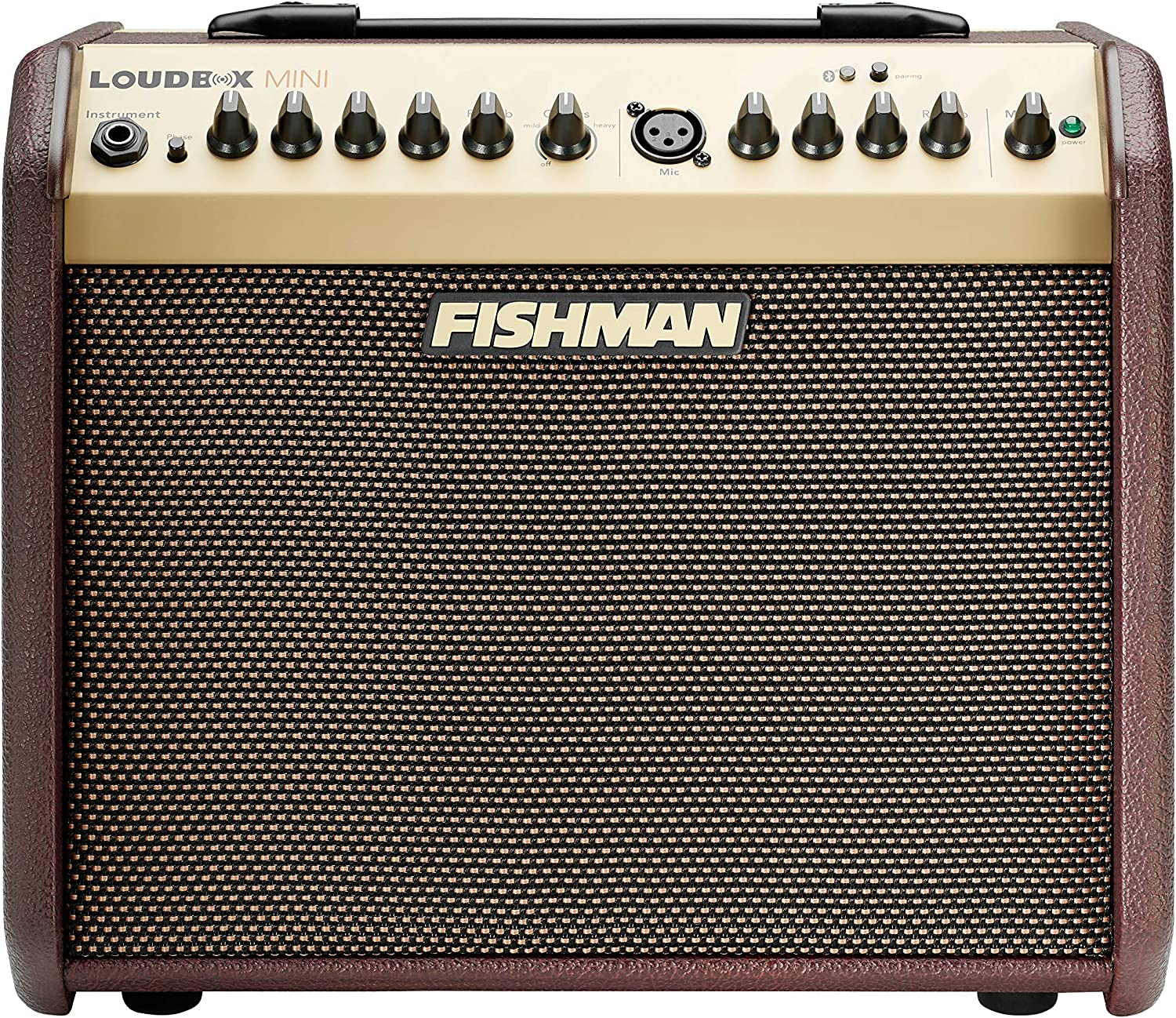 Fishman PRO-LBT-500 Loudbox Mini Acoustic Guitar Bluetooth Amplifier