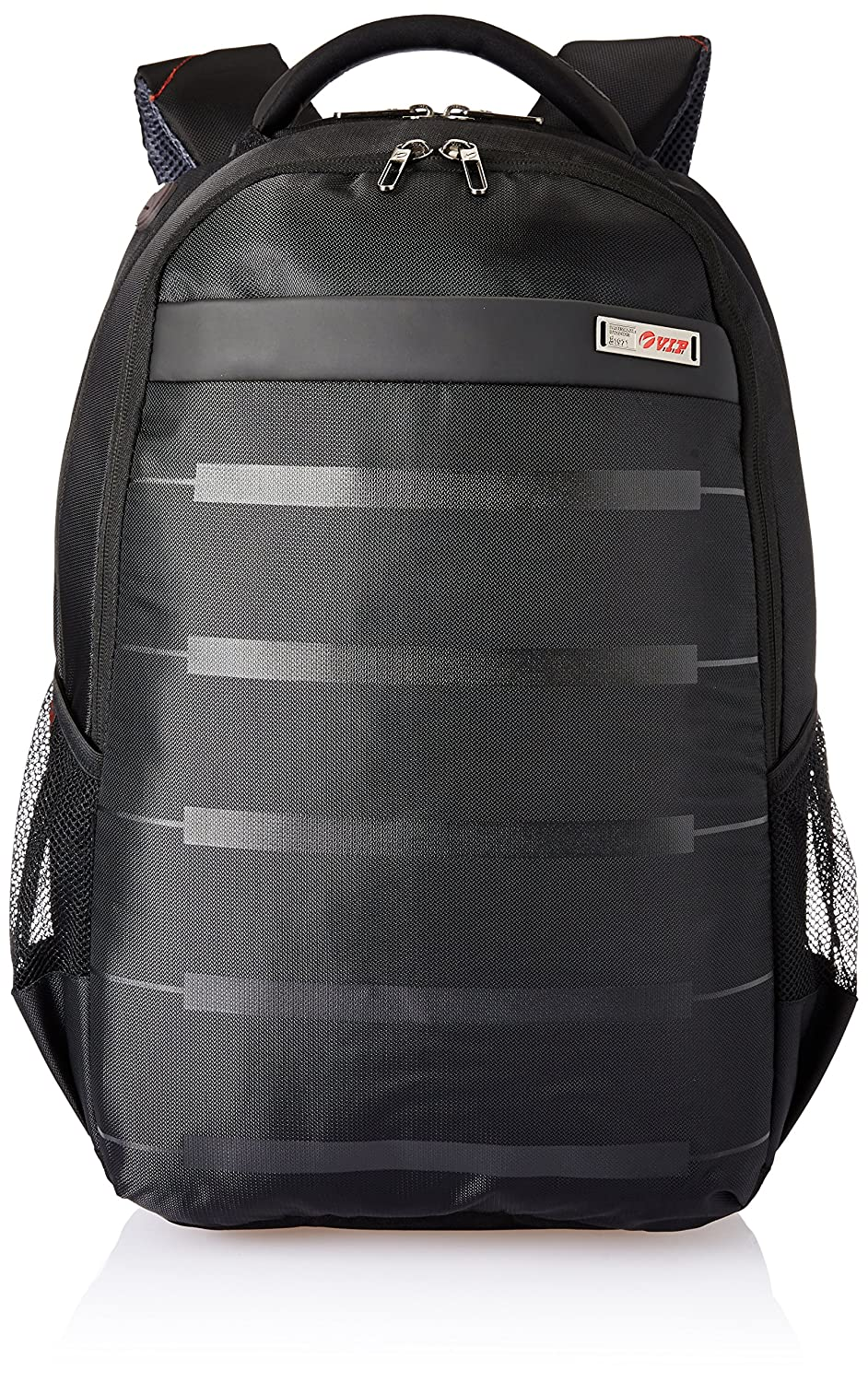 VIP Median 27 Ltrs Black Laptop Backpack (LPBPMED02BLK)
