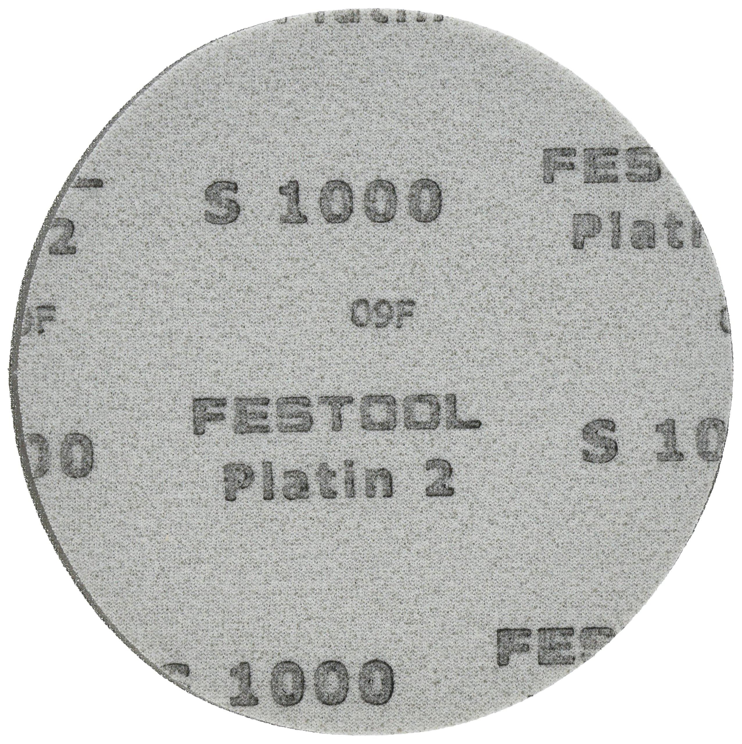 Festool 492370 S1000 Grit, Platin 2 Abrasives, Pack of 15 by Festool (Image #2)
