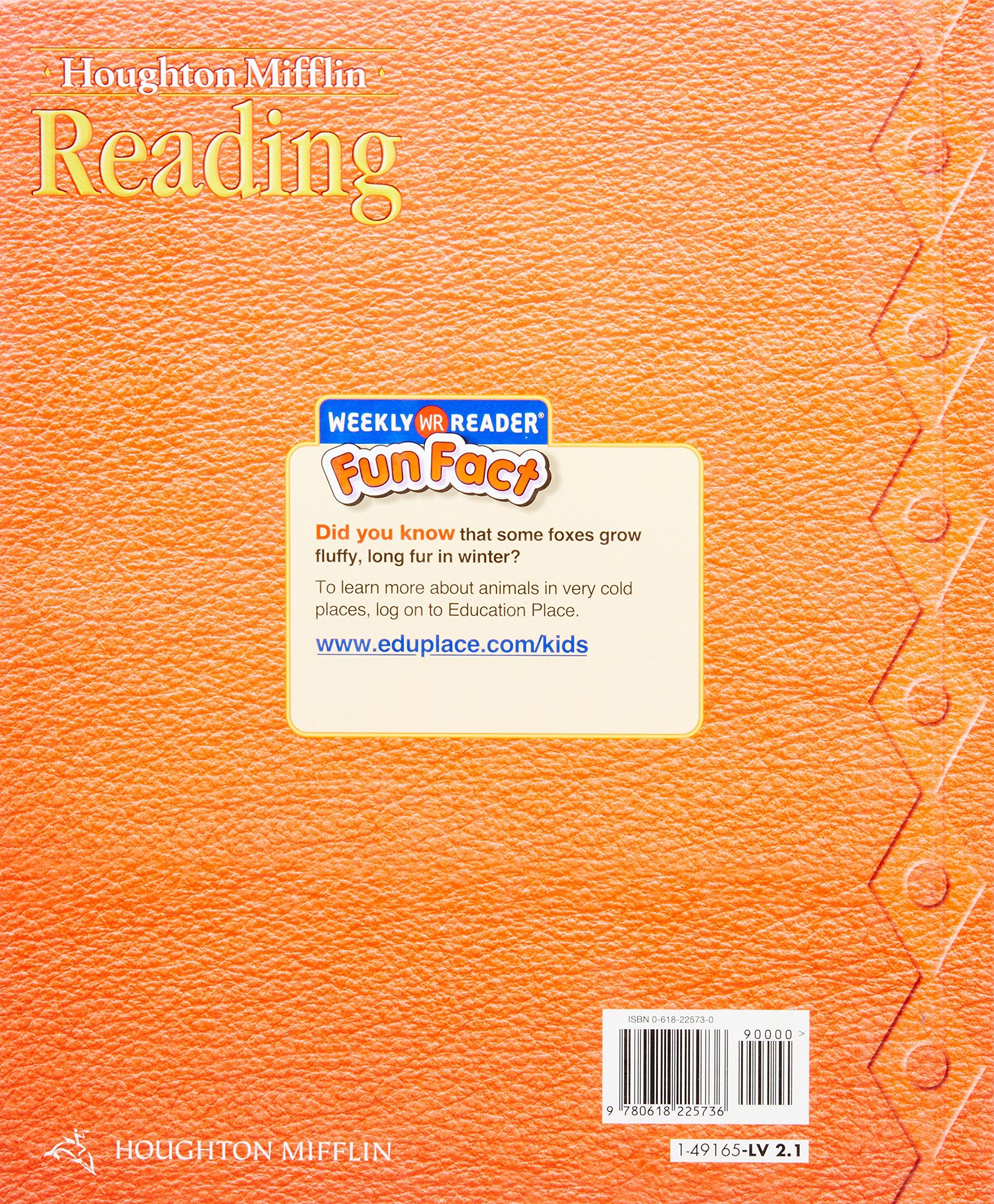 Houghton Mifflin Reading: Student Anthology, Grade 2.1, Adventures