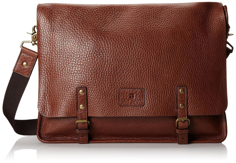 TrafalgarメンズMurray Hill Messenger Bag One Size ブラウン B00IB6ROFO