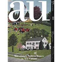 A+u 19:05, 584: Mid-Century Modern Houses in New Canaan