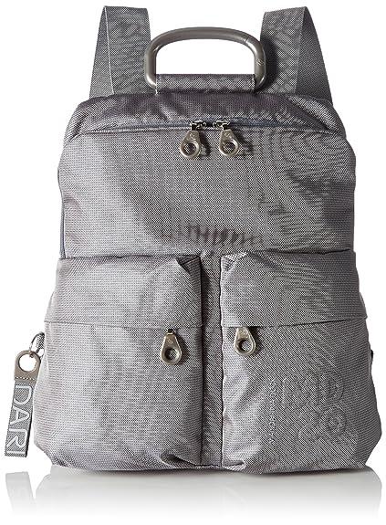 aeac2fb59f963 Mandarina Duck Women QMTZ4 Shoulder Bag Grey Size  UK One Size ...