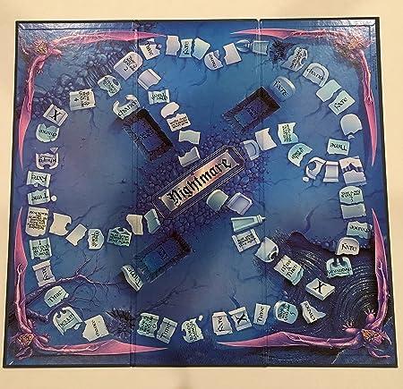 Nightmare: The Video Board-game by Chieftain inc: Amazon.es: Juguetes y juegos
