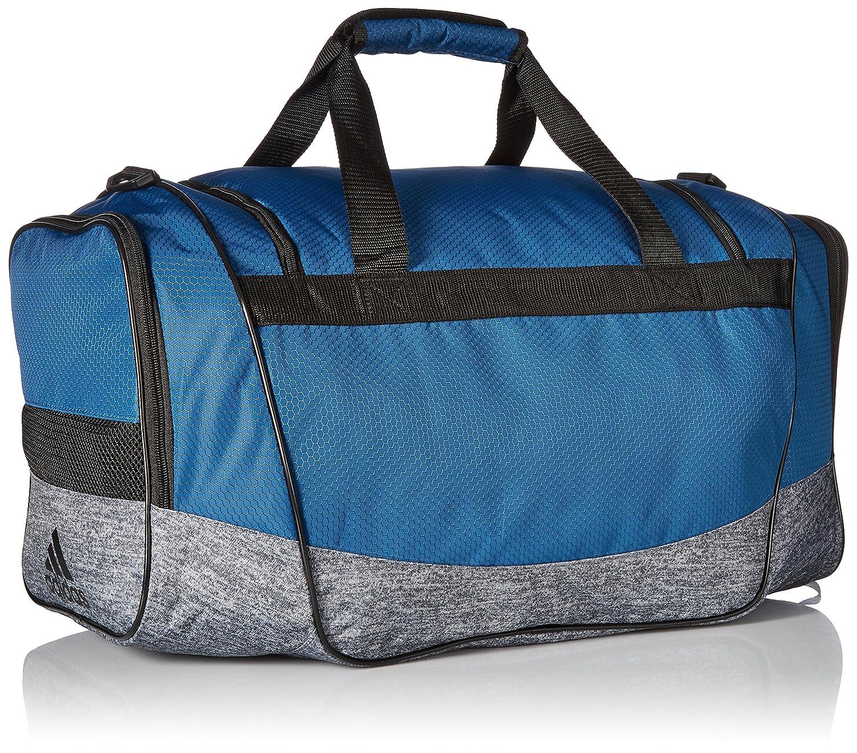 6982c4923a adidas Bags Adidas Defender II Sac de Sport Taille M Mixte Black/Blue  Ratio/Grey Taille ...