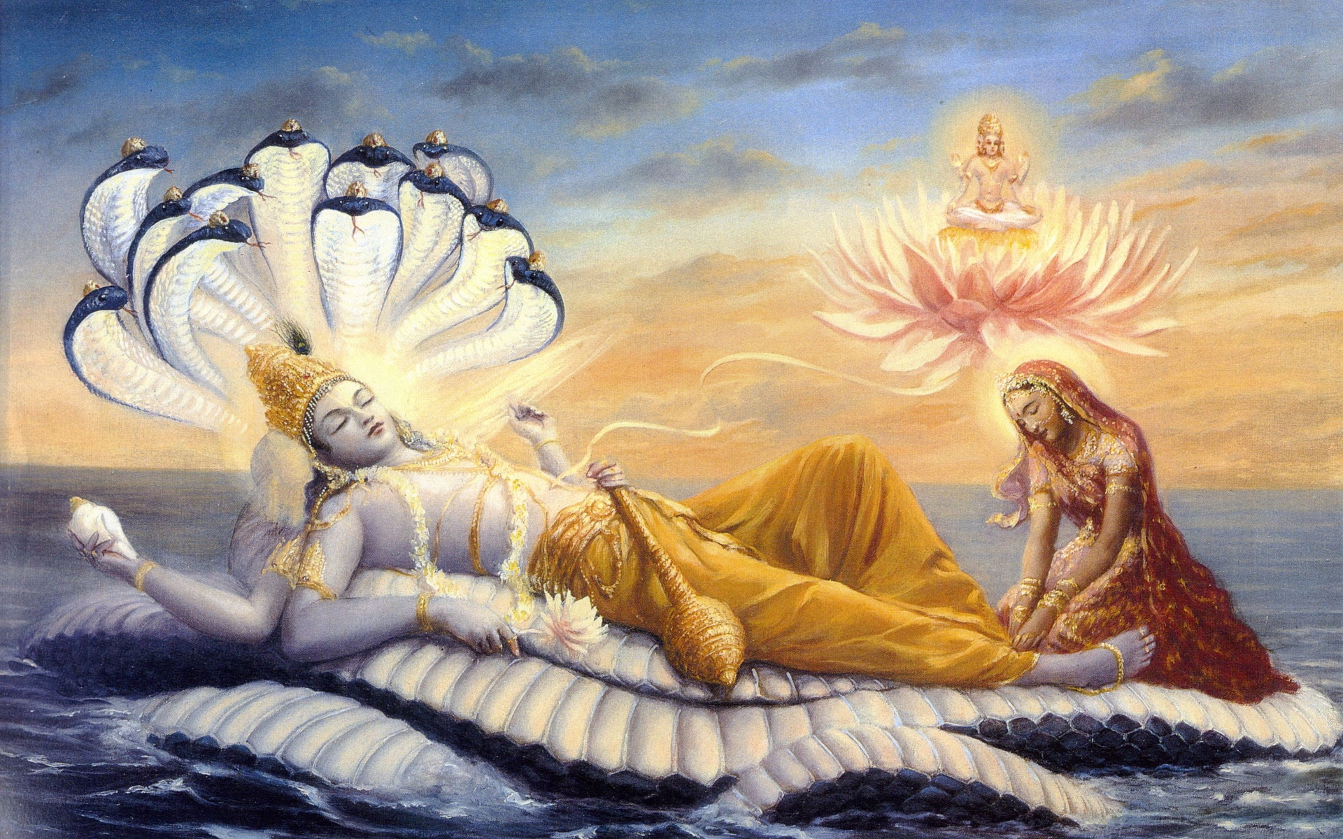Vishnu Chalisa Aarti Wallpapers Amazoncomau Appstore For Android