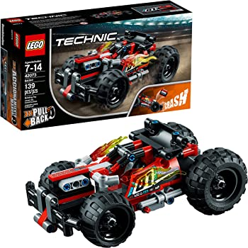 Lego Technic BASH! 42073 Building Kit (139-Pieces)