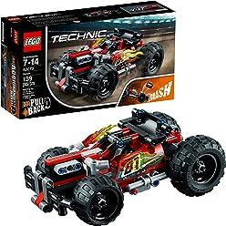 LEGO Technic BASH! 42073 Building Kit (139 Piece)