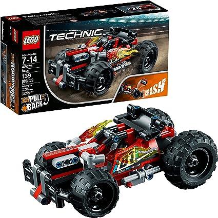Amazon Com Lego Technic Bash 42073 Building Kit 139 Pieces Toys Games