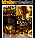 Double Dragons Boxed Set: BBW menage shifter romances (English Edition)