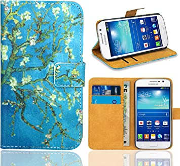 Samsung Galaxy Grand Neo Plus Funda Foneexpert Wallet Flip Billetera Carcasa Caso Cover Case Funda De Cuero Para Samsung Galaxy Grand Neo Plus I9060 Galaxy Grand Neo Pattern 8 Amazon Es Electrónica