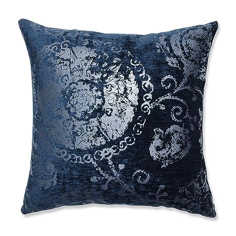 Amazon.com: Almohada perfecta metálica Suzani para manta de ...
