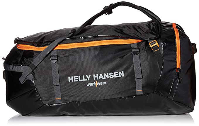 4ecf7c5dbae Helly Hansen workwear travel bag duffel bag, 120 litre water resistant case  and backpack for business and leisure, std as the case may be, one size  fits all ...