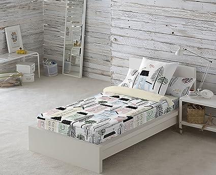 Cool Kids Saco nórdico sin relleno Lili House A cama 90 cm