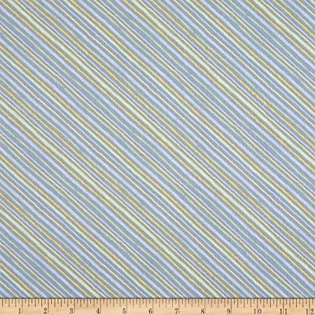 Gray Stripe  100/% cotton  Quilting Fabric  Striped Fabric Wilmington Prints