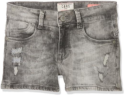 f045130efa2 CARS JEANS Girls' Kids DYRE Shorts, (Grey Used 13), 164 cm (14 Years ...