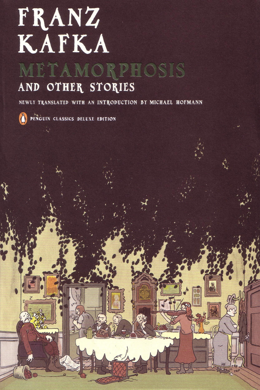 Amazon Com Metamorphosis And Other Stories Penguin Classics