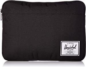 Herschel Anchor Sleeve for MacBook/iPad, Solid Black, 13-Inch (New