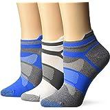 ASICS Women's Quick Lyte Single Tab Running Socks (3 Pack)
