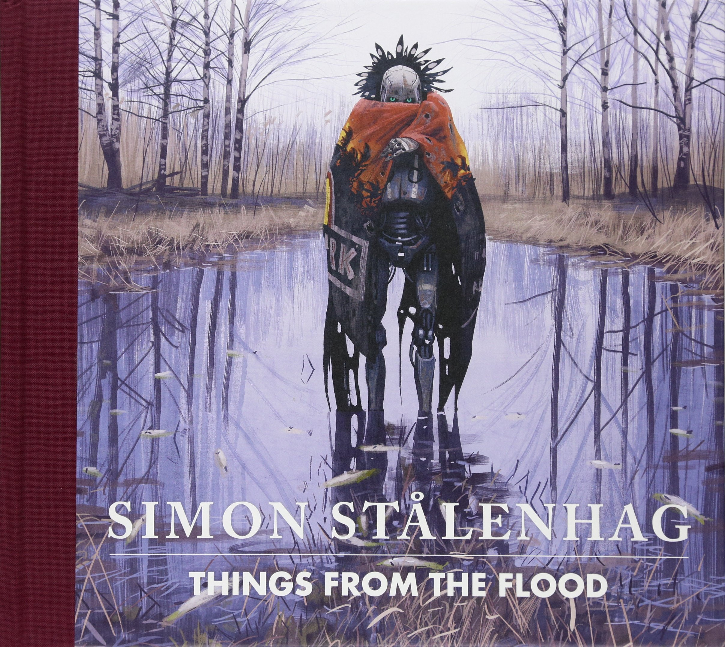 Things from the Flood by Stalenhag Simon