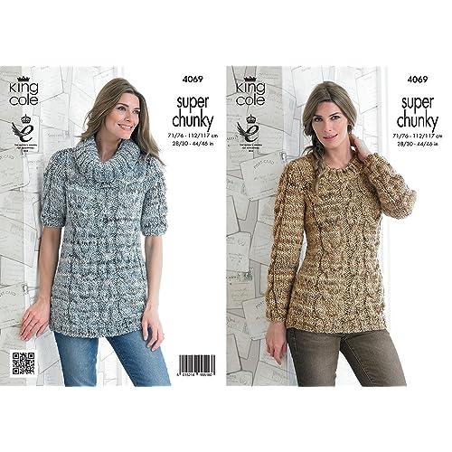 Chunky Knitting Patterns Amazon
