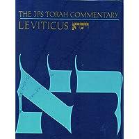 JPS Torah Commentary: Leviticus