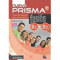 Nuevo prisma fusion. B1-B2. Libro del alumno. Per le Scuole superiori. Con espansione online. Con CD-Audio