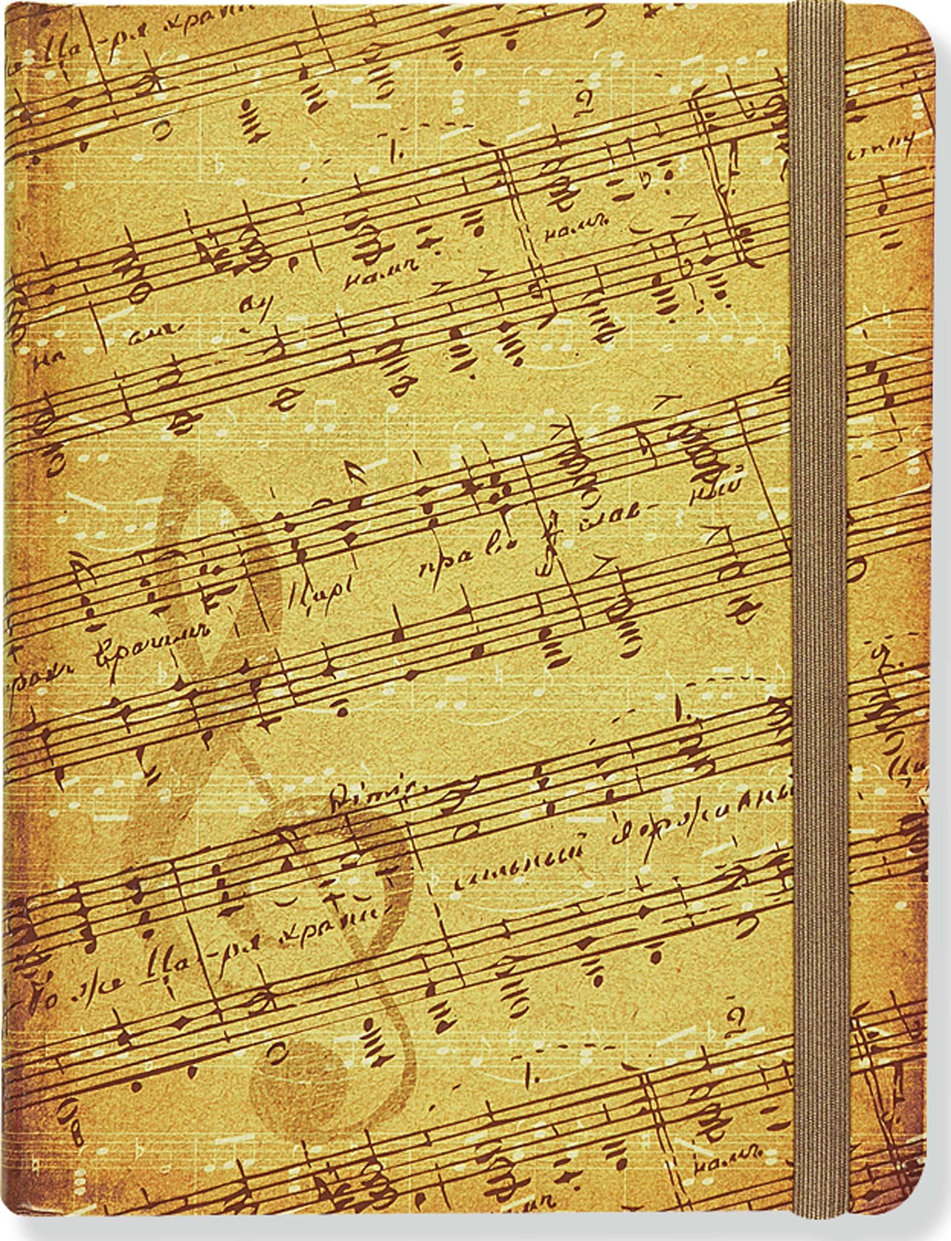 Music Journal (Diary, Notebook)