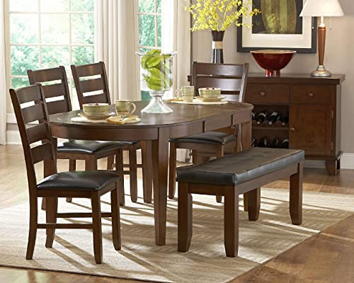 Oval Dining Table of Ameillia Collection