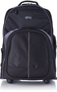 Amazon.com: Targus Rolling Backpack Case for 15.4-Inch Laptops ...