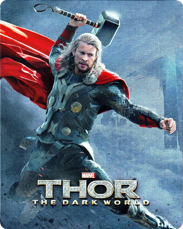 Thor: The Dark World Blu-Ray W/Steelbook B0142W77WA